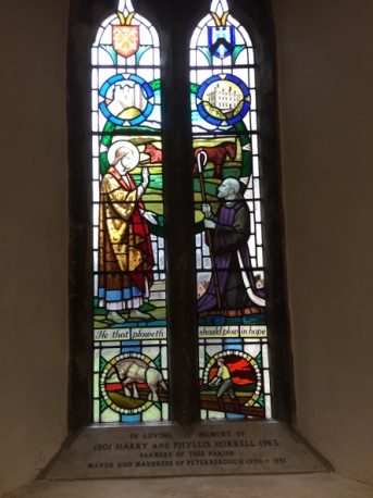 The Horrell Window