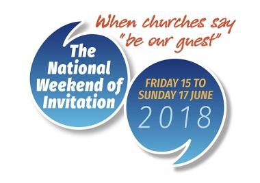 National Weekend of Invitaiton Logo