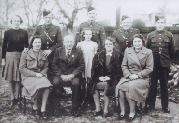 Dick Gill's Family